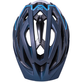 Kali Lunati Helm matt blau/grau